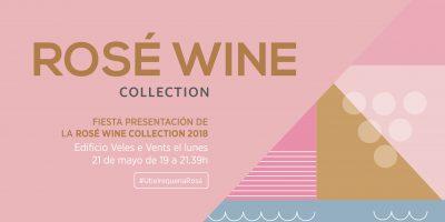 Fiesta presentación de La Rosé Wine Collection 2018