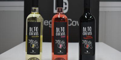 Ya están listos los vinos jóvenes Alto Cuevas: explosión de aromas y vitalidad en tu copa